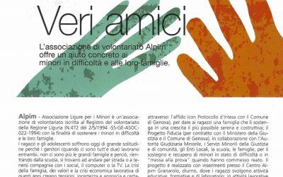 Alpim su Genova Impresa