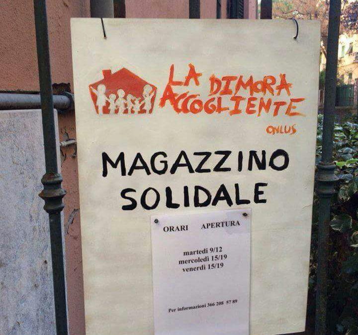 Progetto Magazzino Solidale